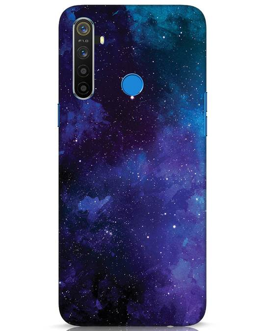 Shop Interstellar Realme 5 Mobile Cover-Front