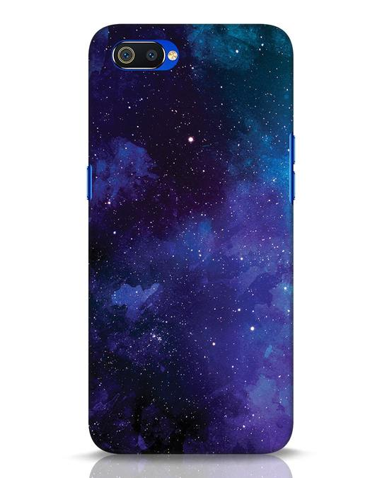 Shop Interstellar Realme C2 Mobile Cover-Front