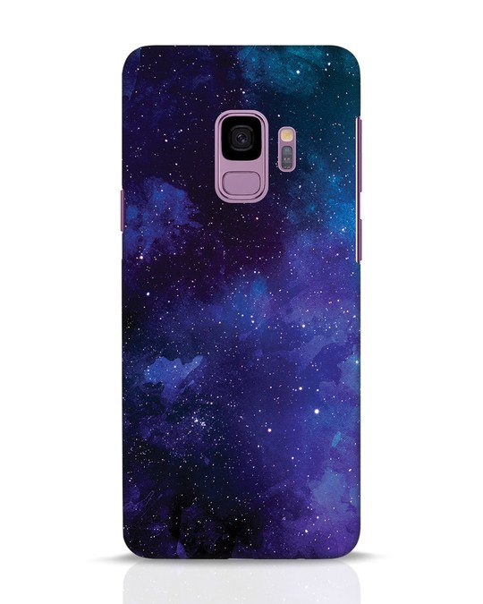 Shop Interstellar Samsung Galaxy S9 Mobile Cover-Front