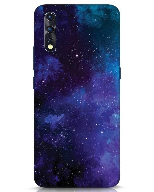 Shop Interstellar Vivo Z1x Mobile Cover-Front