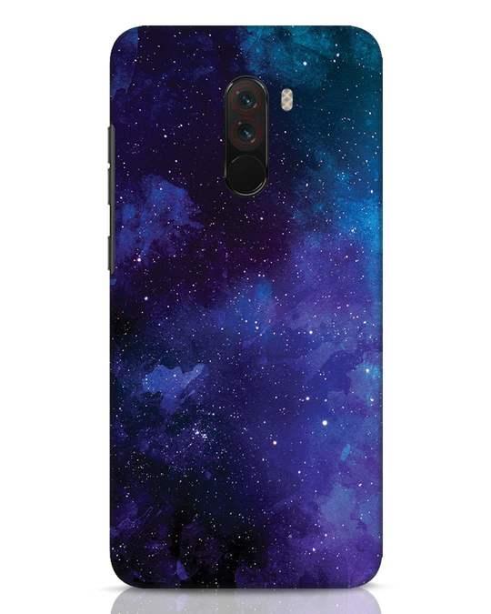 Shop Interstellar Xiaomi POCO F1 Mobile Cover-Front
