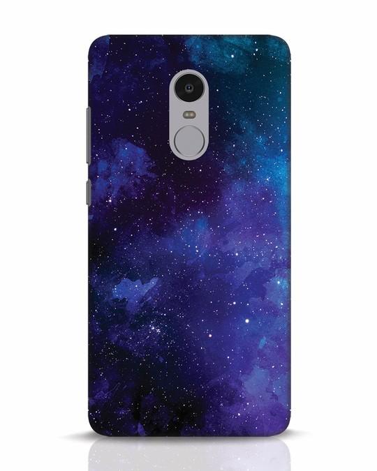 Shop Interstellar Xiaomi Redmi Note 4 Mobile Cover-Front