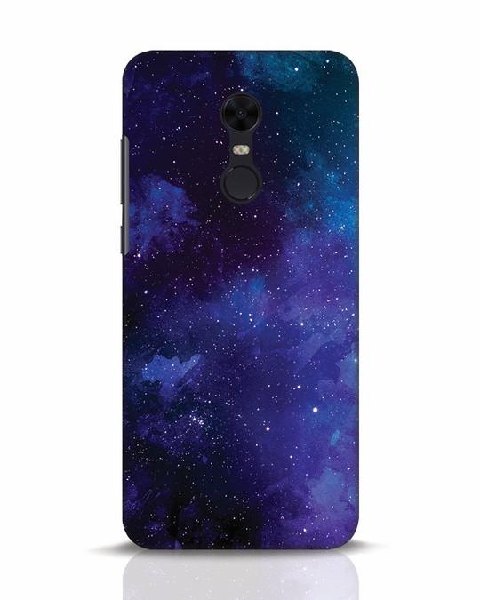 Shop Interstellar Xiaomi Redmi Note 5 Mobile Cover-Front