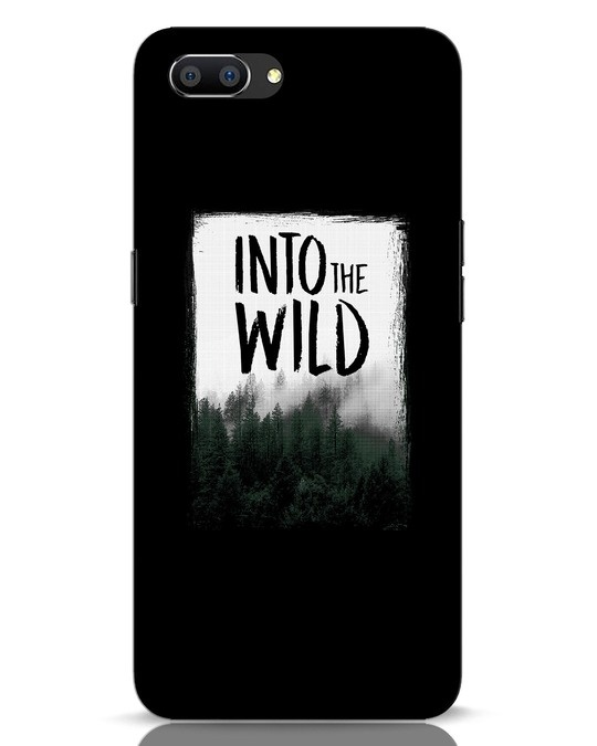 Shop Into The Wild Realme C1 Mobile Cover-Front