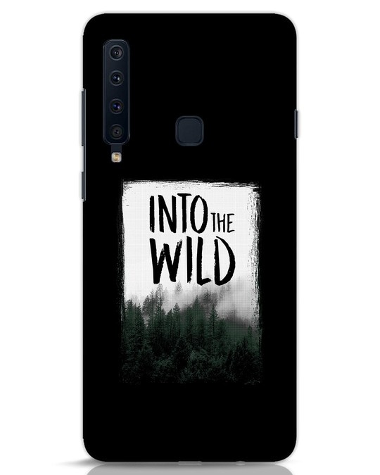 Shop Into The Wild Samsung Galaxy A9 2018 Mobile Cover-Front