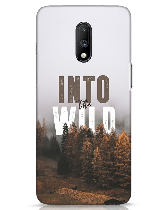 Shop Into The Wilderness OnePlus 7 Mobile Cover-Front
