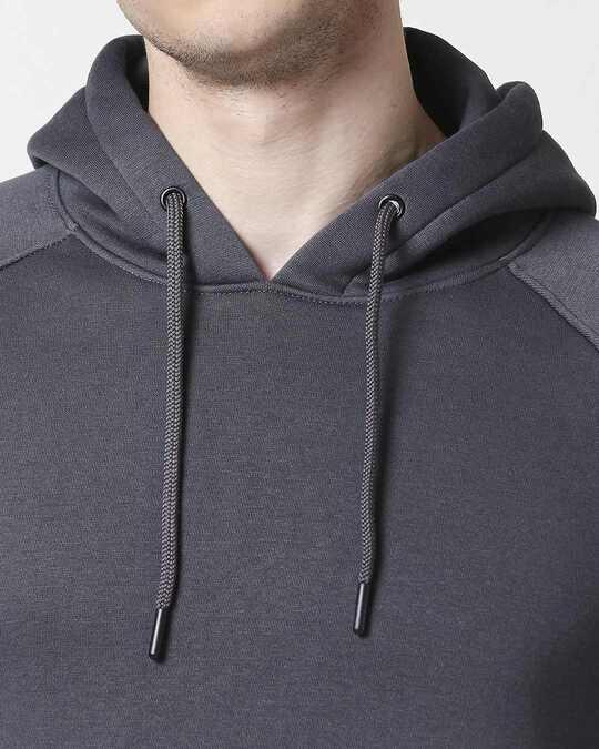 Shop Iron Gate Sports Trim Hoodie Sweatshirt