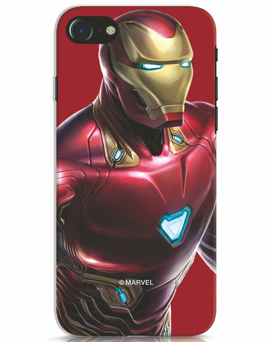 Shop Iron iPhone 8 Mobile Cover-Front