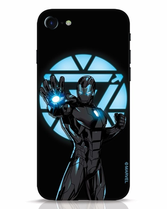 custodia iphone 7 iron man