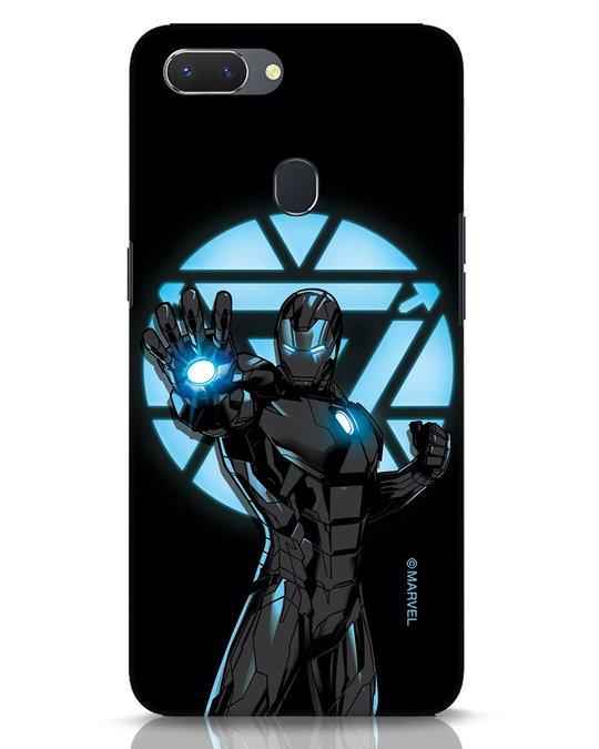 Shop Iron Man Attack Realme 2 Mobile Cover-Front