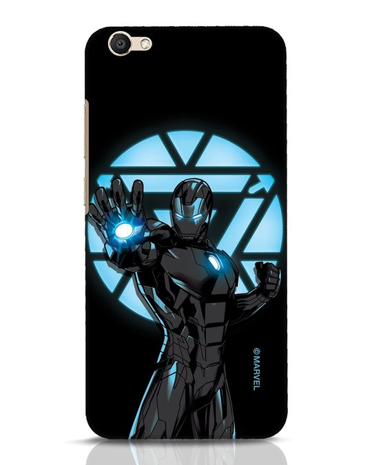 Shop Iron Man Attack Vivo V5 Mobile Cover-Front
