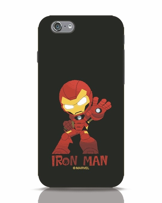 Shop Iron Man Chibi iPhone 6s Mobile Cover (AVL)-Front