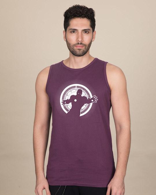 Shop Iron Man Glowing Vest (AVL)-Front