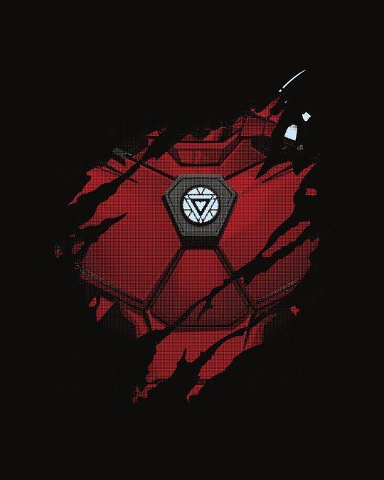 Shop Iron Man Of War Boyfriend T-Shirt (AVL)-Full