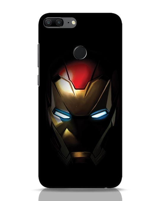 Shop Iron Man Shadows Huawei Honor 9 Lite Mobile Cover-Front