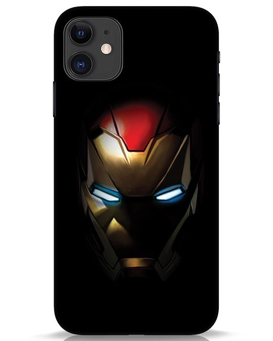 Shop Iron Man Shadows iPhone 11 Mobile Cover-Front