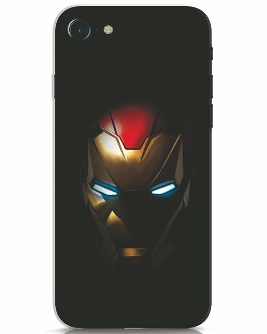 official photos 943b6 50e4e Iron Man Shadows iPhone 7 Mobile Cover