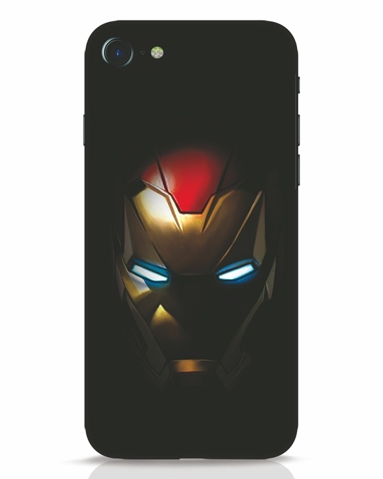 Shop Iron Man Shadows iPhone 8 Mobile Cover-Front