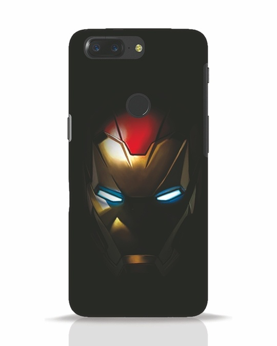Shop Iron Man Shadows OnePlus 5T Mobile Cover-Front