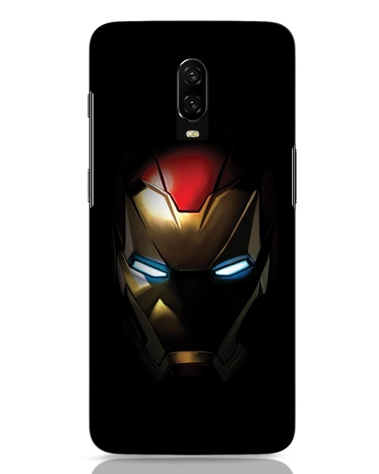 Shop Iron Man Shadows OnePlus 6T Mobile Cover-Front