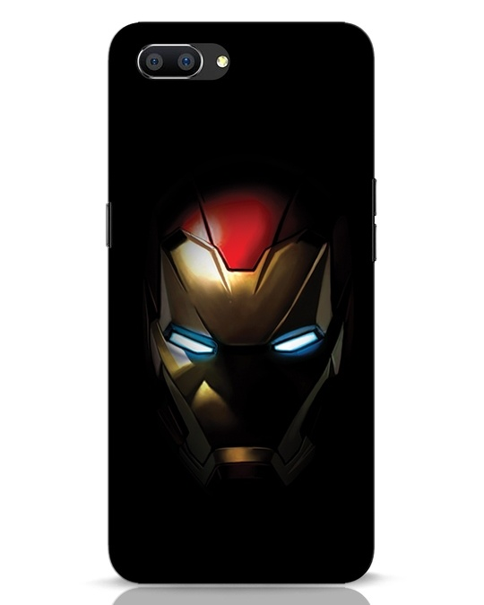 san francisco b1be5 4f722 Iron Man Shadows Realme C1 Mobile Cover