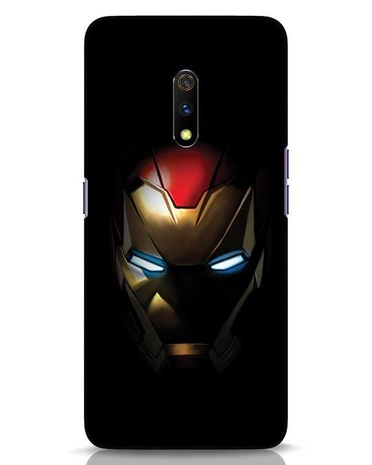 Shop Iron Man Shadows Realme X Mobile Cover-Front