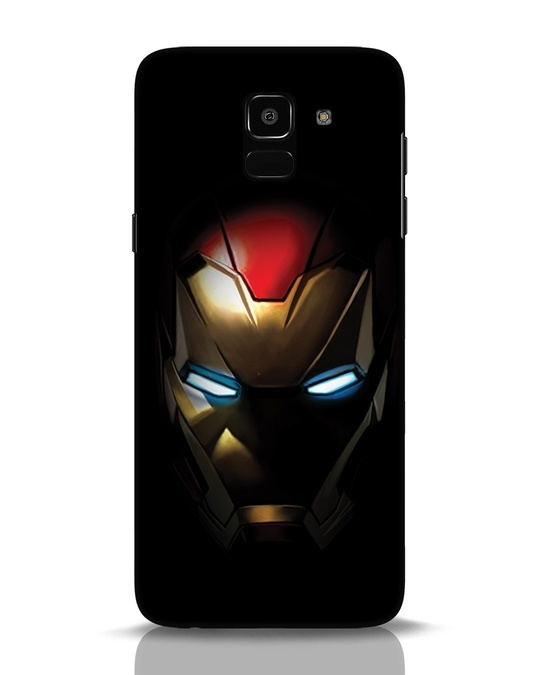 Shop Iron Man Shadows Samsung Galaxy J6 Mobile Cover-Front