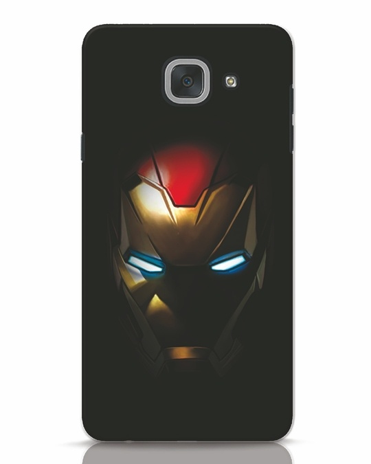 Shop Iron Man Shadows Samsung Galaxy J7 Max Mobile Cover-Front