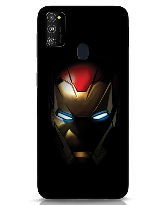 Shop Iron Man Shadows Samsung Galaxy M30s Mobile Cover-Front