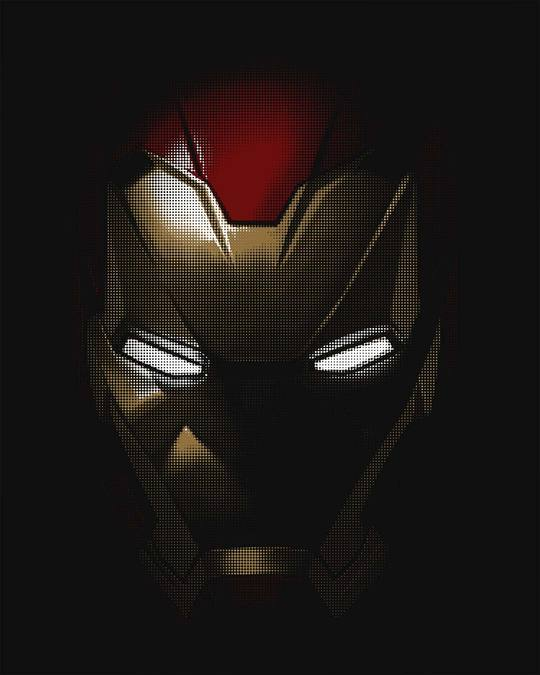 Shop Iron Man Shadows  Sweatshirt (AVL)-Full