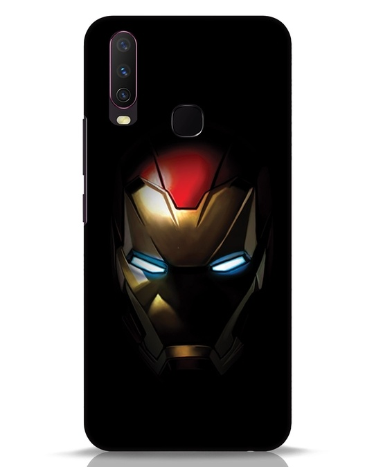 Shop Iron Man Shadows Vivo Y17 Mobile Cover-Front