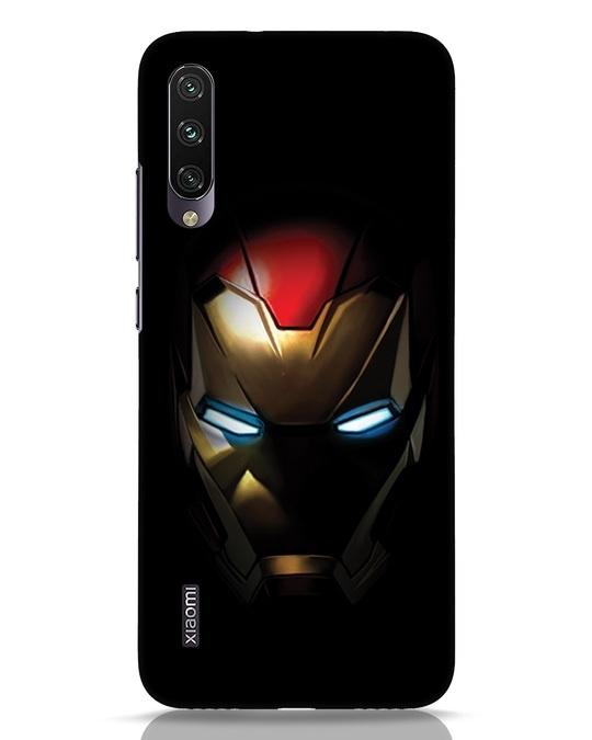Shop Iron Man Shadows Xiaomi Mi A3 Mobile Cover-Front