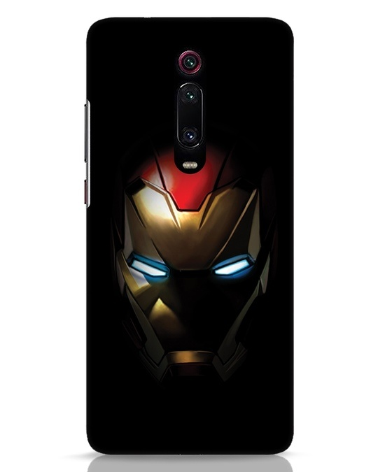 Shop Iron Man Shadows Xiaomi Redmi K20 Pro Mobile Cover-Front