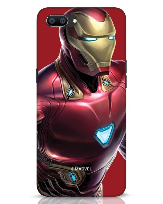 Shop Iron Realme C1 Mobile Cover-Front