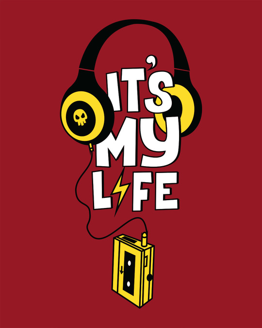 Shop It's My Life Full Sleeve T-Shirt