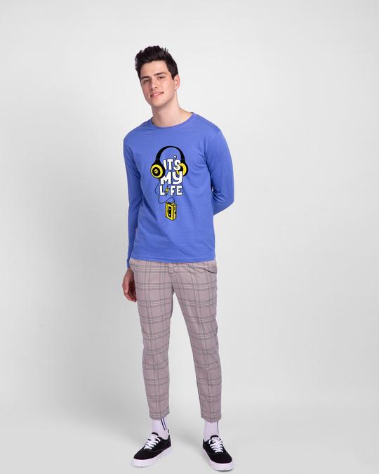 Shop It's My Life Full Sleeve T-Shirt-Full