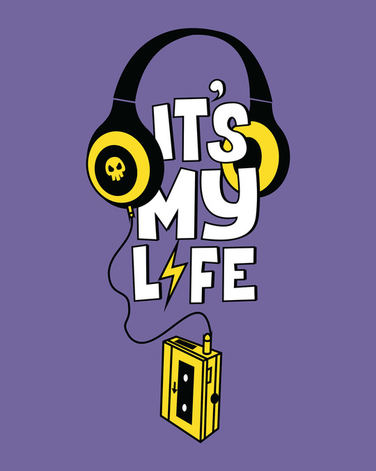 Shop It's My Life Music Notebook