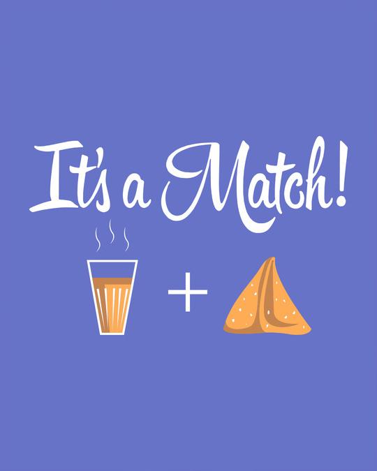 Shop Its A Match Full Sleeve T-Shirt