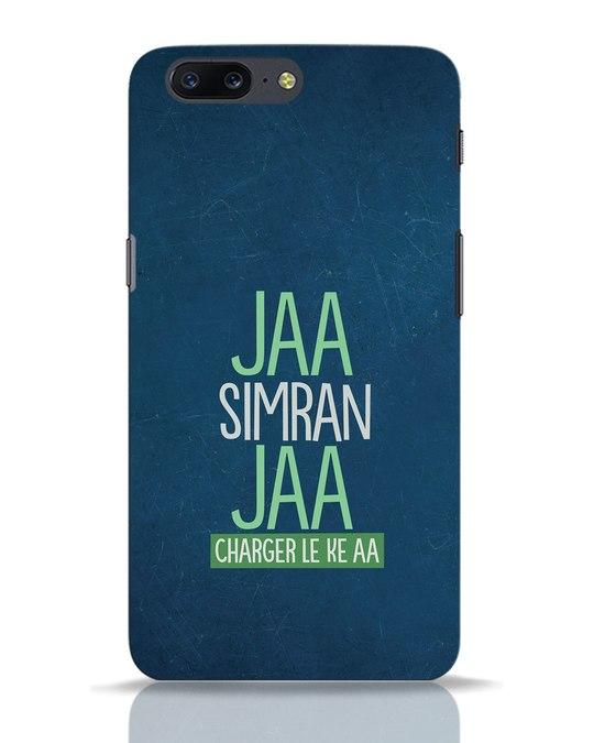 Shop Jaa Slmran Jaa Charger Le Ke Aa OnePlus 5 Mobile Cover-Front