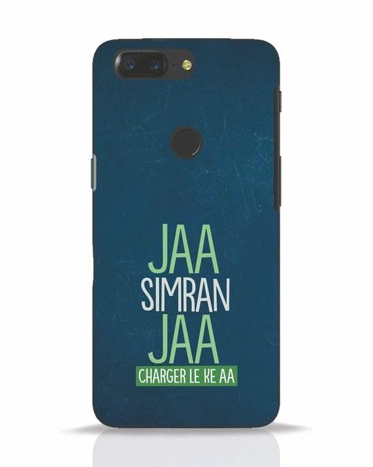 Shop Jaa Slmran Jaa Charger Le Ke Aa OnePlus 5T Mobile Cover-Front