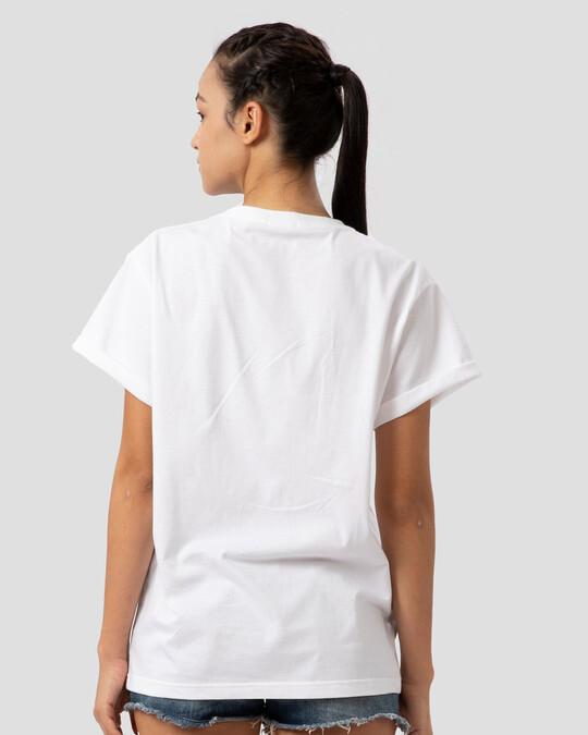 Shop Jaane Ka Nai Boyfriend T-Shirt-Back