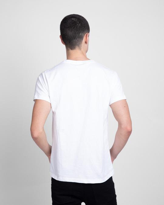 Shop Jaane Ka Nai Half Sleeve T-Shirt-Back