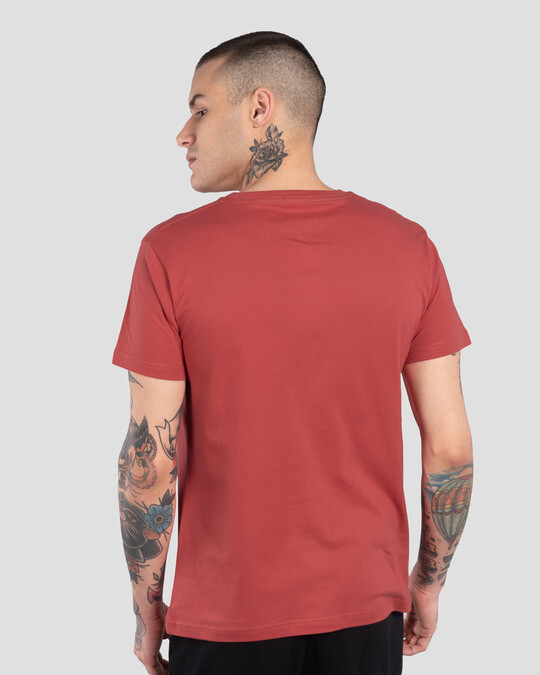 Shop Jaane Ka Nai Half Sleeve T-Shirt-Back