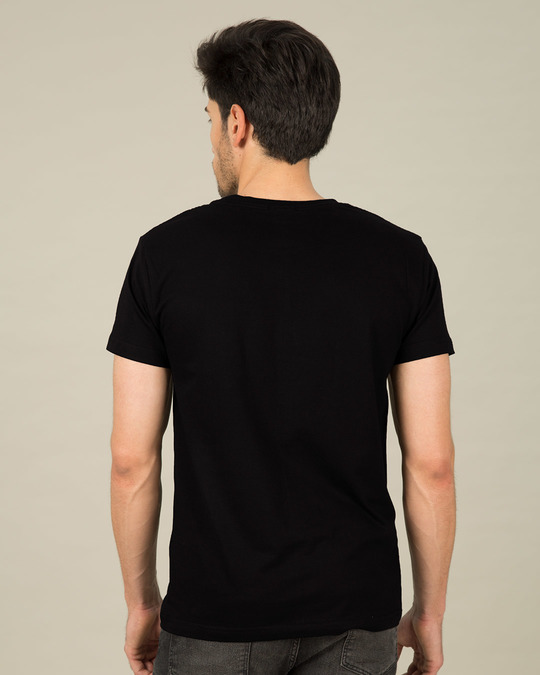 Shop Jal Mat Chal Hat Half Sleeve T-Shirt-Full