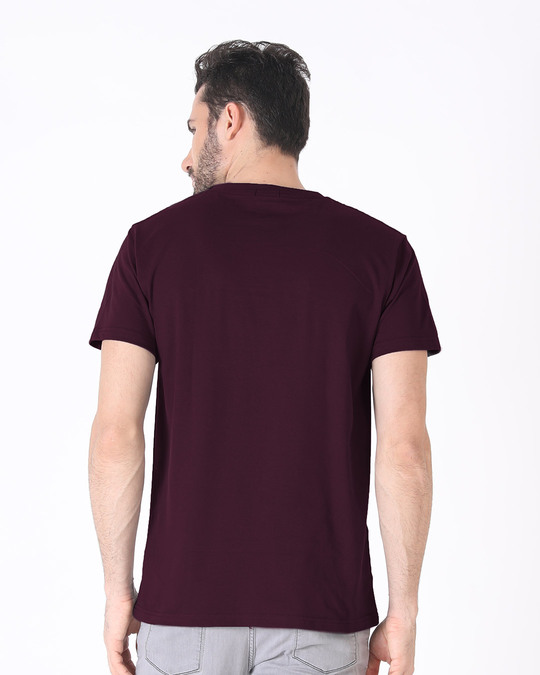 Shop Jal Mat Chal Hat Half Sleeve T-Shirt