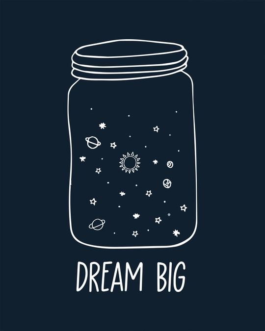 Shop Jar Of Dreams Boyfriend T-Shirt (GID)