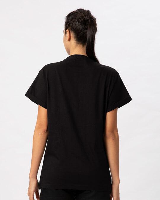 Shop Jeb Mein Cash Hai Boyfriend T-Shirt-Full