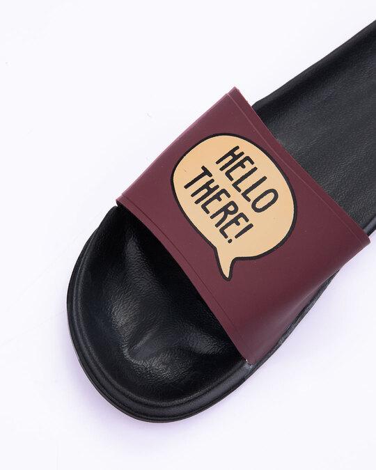 Shop Jerry Hello Callout Lightweight Men's Slider (TJL)