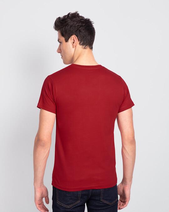 Shop Jerry Monday Half Sleeve T-Shirt ((TJL)-Back