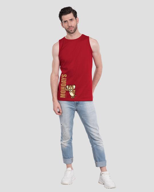 Shop Jerry Monday Vest ((TJL)-Design